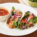 Easy Turkey Tacos - from The Kitchen Snob