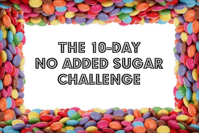 Take the Fed Up Challenge! No added sugar for 10 days! thekitchensnob.com #sugarfree #noaddedsugar #fedupchallenge