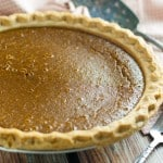 The Greatest Pumpkin Pie recipe