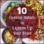 10 Holiday Salads to Lighten Up Your Feast