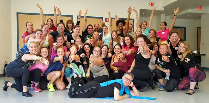 Dance Tribute for Irma Griffin - the best dance teacher ever!