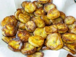 Perfect Fried Plantains The Kitchen Snob