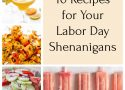 10 Recipes for Your Labor Day Party Shenanigans